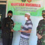 Jelang Peringatan HUT TNI, Kodim Pati Baksos
