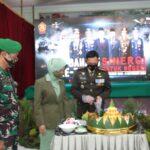 Kodim Pati Peringati Dengan Kesederhanaan, HUT TNI di Tengah Pandemi Corona