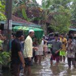 Pemakaman Numpang, Kuburan Desa Kebanjiran