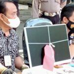 Gasak 9 PC milik SMAN 2 Pati, Karyawan Honorer Ditangkap